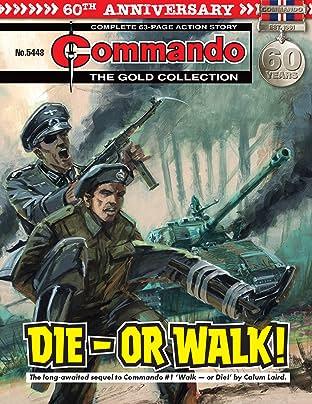Commando #5448: Die - Or Walk!