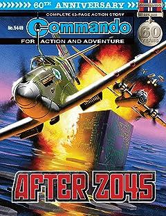 Commando No.5449: After 2045