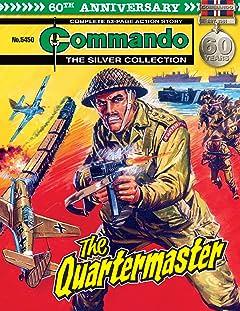 Commando No.5450: The Quartermaster