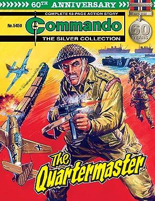 Commando #5450: The Quartermaster