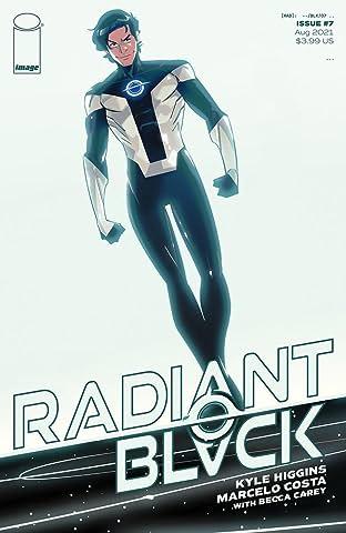 Radiant Black #7