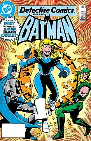 Detective Comics (1937-2011) #554