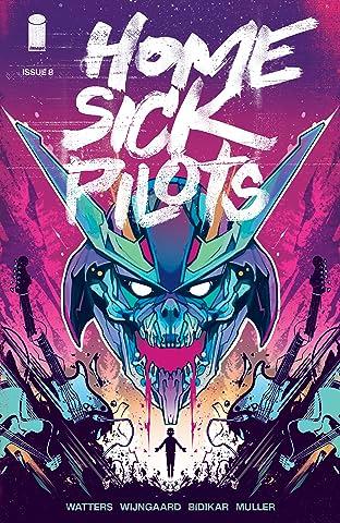 Home Sick Pilots No.8