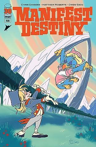 Manifest Destiny #46