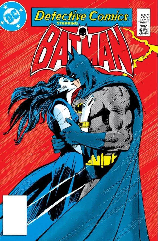 Detective Comics (1937-2011) #556