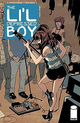 The Li'l Depressed Boy #3