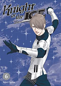 Knight of the Ice Tome 6