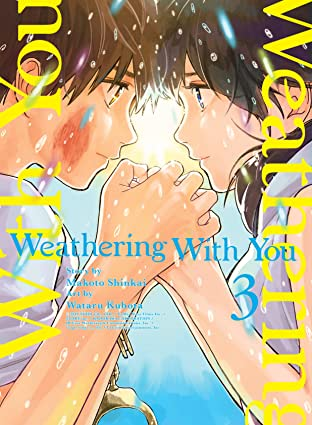 Weathering With You Tome 3