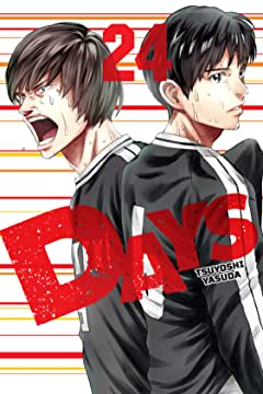 DAYS Tome 24