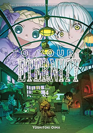 To Your Eternity Vol. 14