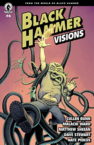 Black Hammer: Visions #6