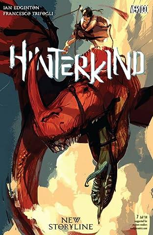 Hinterkind (2013-2015) #7