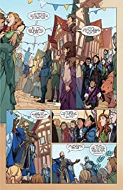 Critical Role: Vox Machina Origins III #3