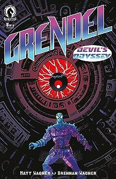 Grendel: Devil's Odyssey No.8