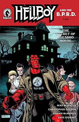 Hellboy and the B.P.R.D.: The Secret of Chesbro House No.1
