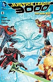 Justice League 3000 (2013-2015) #6