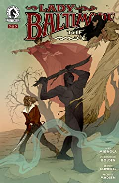 Lady Baltimore: The Witch Queens #5