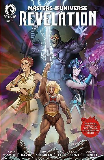 Masters of the Universe: Revelation #1