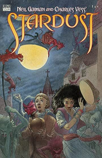 Image result for stardust #1 charles vess""