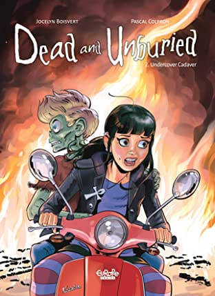 Dead and Unburied Vol. 2: Undercover Cadaver