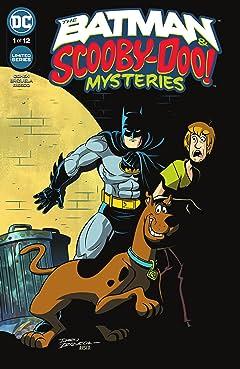 The Batman & Scooby-Doo Mysteries (2021-) #1