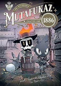 Mutafukaz 1886 Tome 1