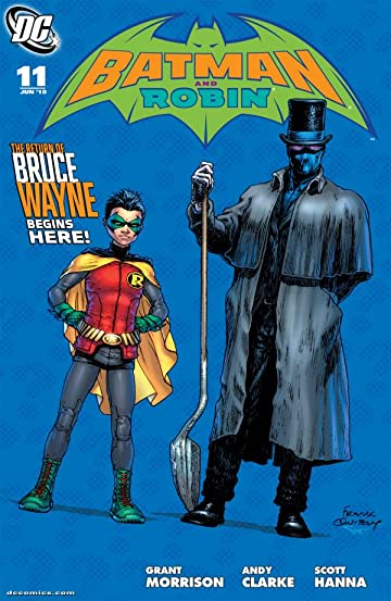 Batman and Robin (2009-2011) #11