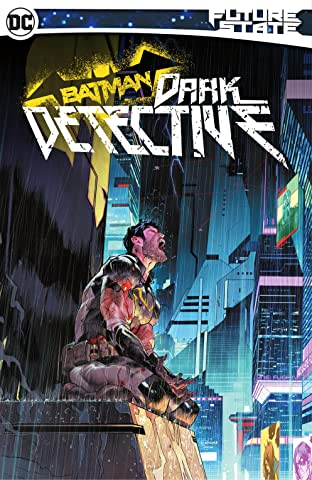 Future State (2021-): Batman: Dark Detective
