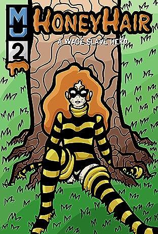 HoneyHair - A Wage Slave Hero #2