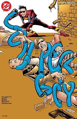Superboy (1994-2002) #95