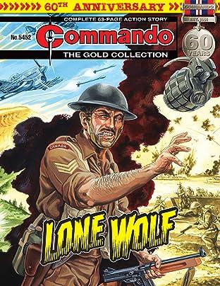 Commando #5452: Lone Wolf