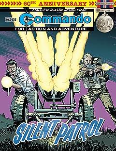 Commando #5453: Silent Patrol