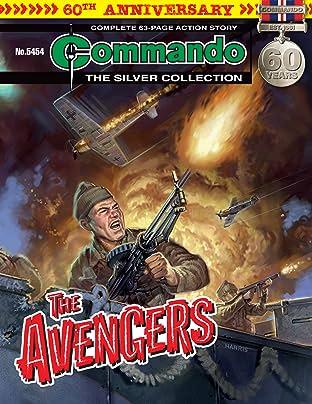 Commando #5454: The Avengers