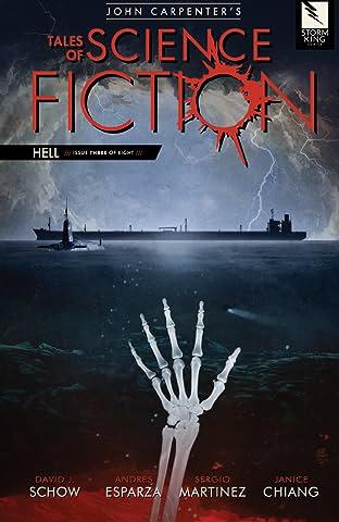 John Carpenter's Tales of Science Fiction: HELL #3