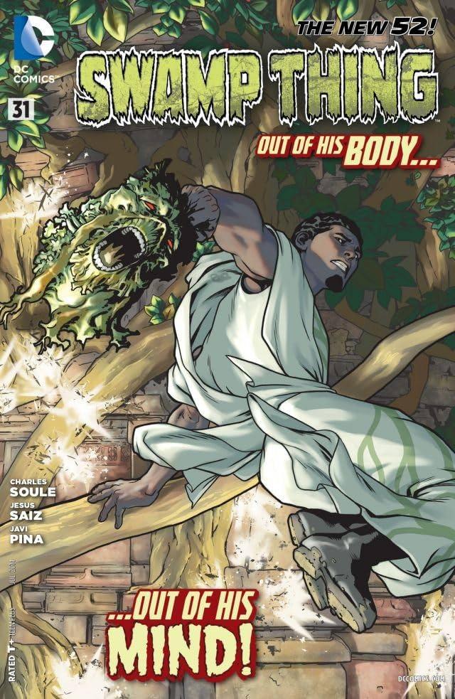 Swamp Thing (2011-2015) #31