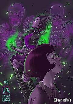 Sue, the Urban Sorceress #2