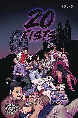 20 Fists #3