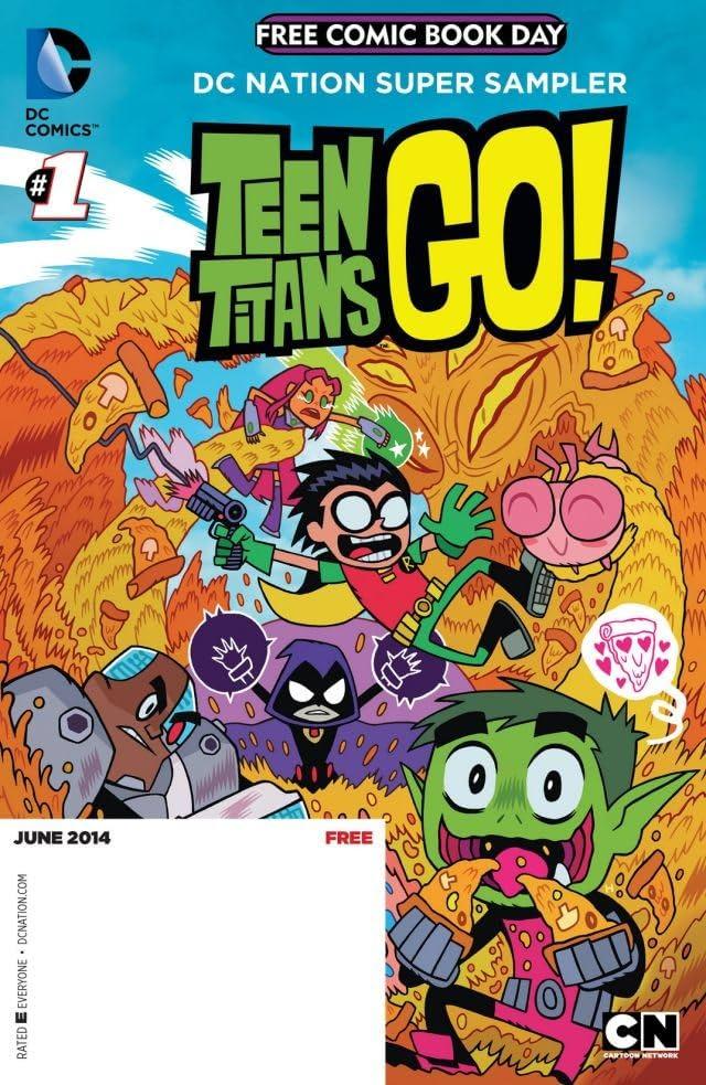 Teen Titans Go! #1: FCBD Special Edition