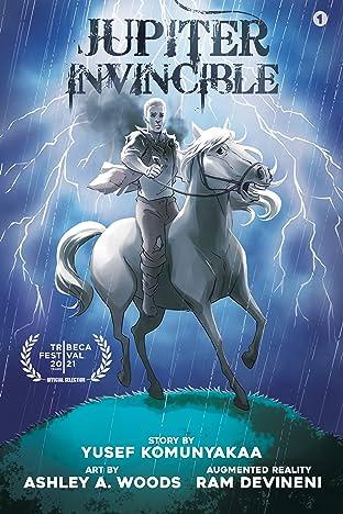 Jupiter Invincible #1