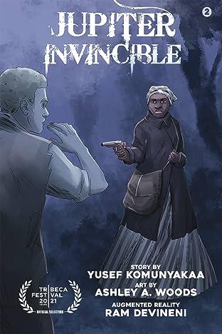 Jupiter Invincible #2