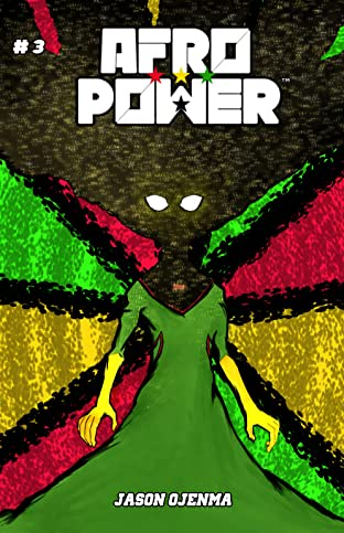 Afro Power No.3