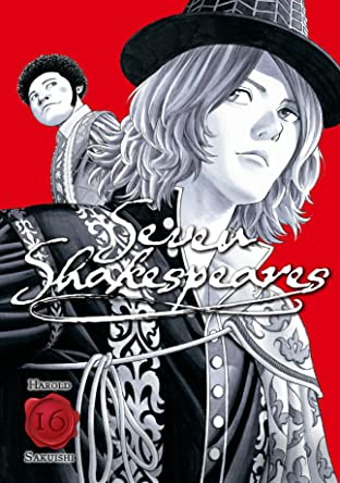 Seven Shakespeares Tome 16