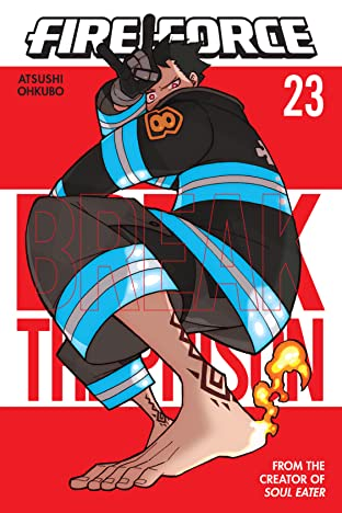 Fire Force Vol. 23