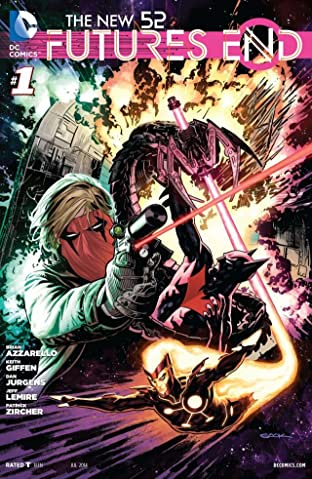 The New 52: Futures End No.1