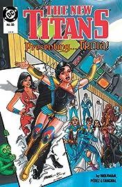 The New Titans (1984-1996) #55