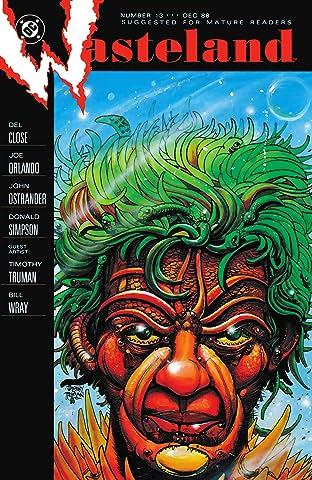 Wasteland (1987-1989) #13