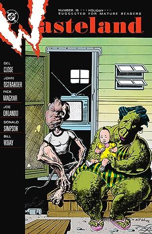 Wasteland (1987-1989) #15