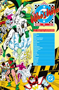 Who's Who Update 1987 (1987) #5