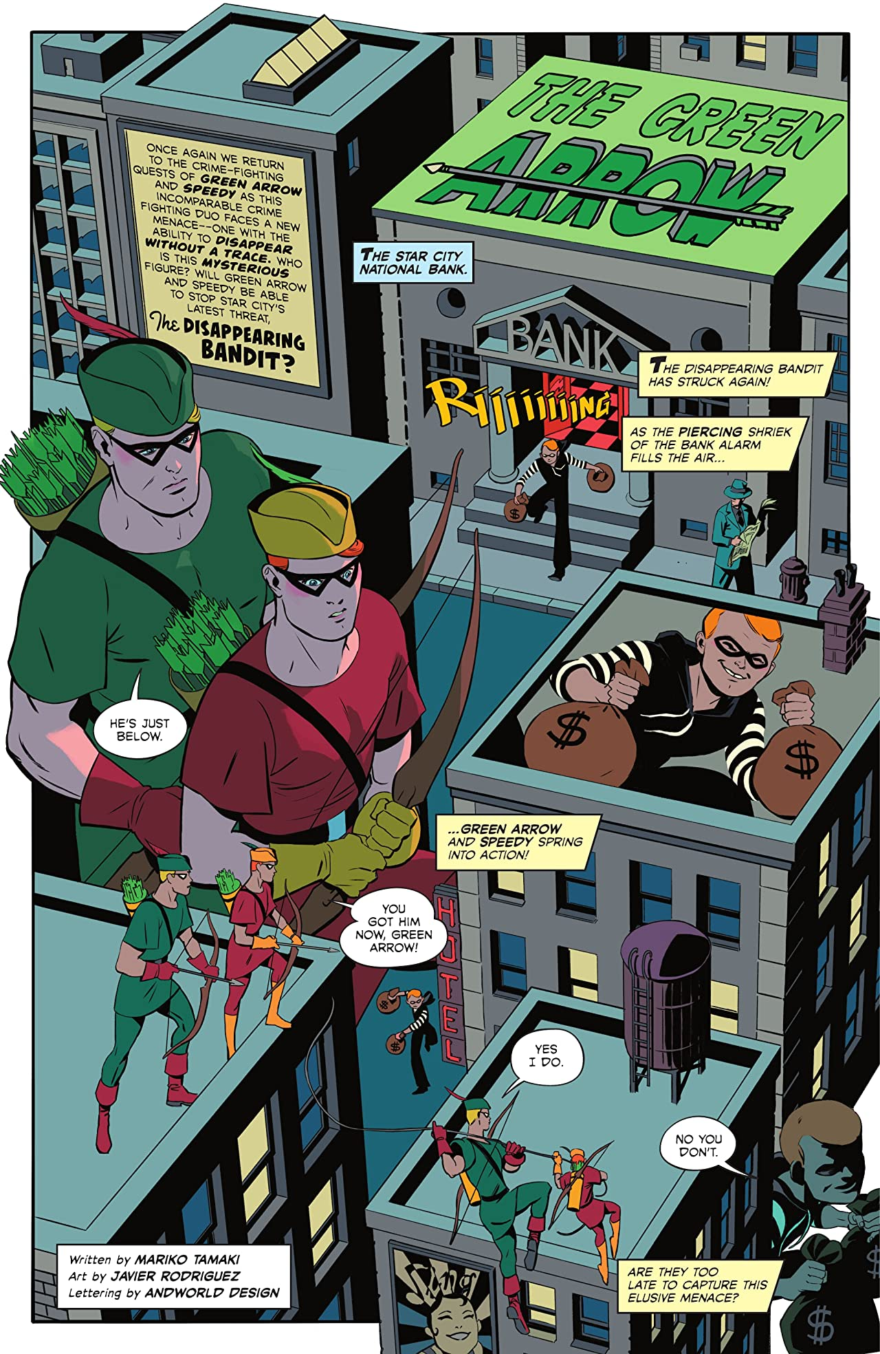 Green Arrow 80th Anniversary 100-Page Super Spectacular (2021) #1