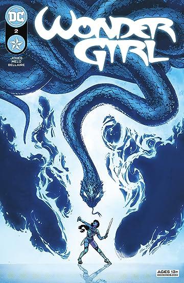 Wonder Girl (2021-) #2